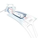 Diagram, circulation (Image: WAU Design)