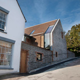 The Marquis Hotel & Restaurant, Dover by Guy Hollaway Architects