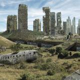 Second Prize: Techno_logic_city by Boris Lefevre, Charly Duchosal
