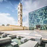 Religious Architecture - New Facilities - Honor: KAPSARC Community Mosque, Riyadh, Saudi Arabia by HOK. Photo: A.D. Alolyan
