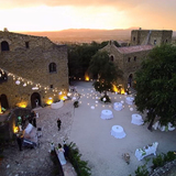 Winners of competition to design a Wedding Oasis in an Italian castle are announced