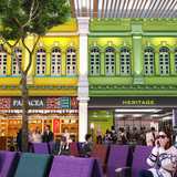 Cultural Shops. Image courtesy of SAA and Benoy.