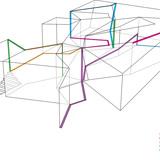 Installation diagram of UNStudio's