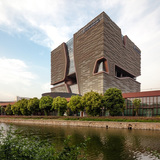 Xi'an Jiaotong-Liverpool University Administration Information Building in Suzhou, China by Aedas