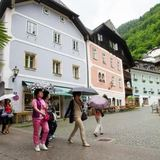 Hallstatt in China The town was officially opened on June 2nd 2012. Photo- usatoday.com