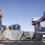 Steven Holl Architects: Linked Hybrid in Beijing, China