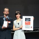 Holcim Silver Award: Carlos Arroyo Arquitectos, team picture.