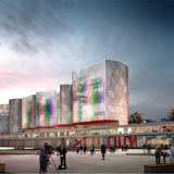 New NCCA proposal by Nieto Sobejano Arquitectos