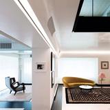 Residential: 1+1=3   Rome, Italy by MdAA Architetti Associati. Photo courtesy of INSIDE - World Festival of Interiors.