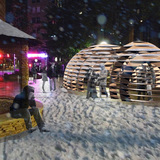 Snowball Pavilion - rendering.