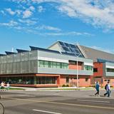 CANMET Materials Technology Laboratory; Hamilton, Ontario, Canada by Diamond Schmitt. Photo: Elizabeth Gyde.