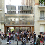 Atelier d'Architecture Autogérée (AAA): Le 56 / Eco-interstice in Paris, France