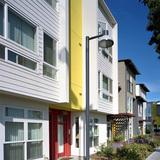 Tassafaronga Village; Oakland, CA by David Baker Architects. Photo: Brian Rose.