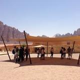 AAVS explorations at Wadi Rum