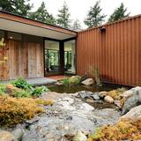 Eagle Ridge; Eastsound, Washington by Gary Gladwish Architecture (Photo: Will Austin)