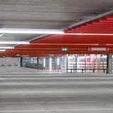 Spectacular garage interior
