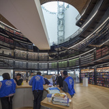 Library in Birmingham, UK by Mecanoo