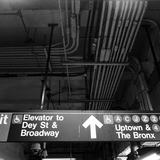 Fulton Street station. Courtesy of Candy Chan.
