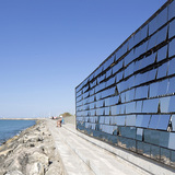 Breath Box in La Grande Motte, France by NAS Architecture (Partner: Johan Laure)
