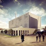 Exterior rendering (Image: Maden&Co)