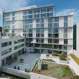 Parkview Terraces in San Francisco, CA by Kwan Henmi Architecture Planning and FOUGERON ARCHITECTURE