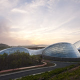 The Ecorium at the National Ecology Center in Seocheon, South Korea. Photo: Young Chae Park
