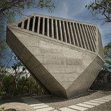 2012 AZ Award Winner - Architecture - Commercial under 1,000 sq m: Sunset Chapel by BNKR Arquitectura