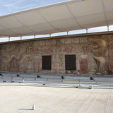 Preservation Award: The Siqueiros Mural Protective Shelter, Viewing Platform and the Interpretive Center, Design Architect: Lawrence Scarpa, FAIA Design Architecture Firm: Brooks + Scarpa Architects Executive Architect: Mahmood Karimzadeh, AIA Executive Architecture Firm: City of Los Angeles...