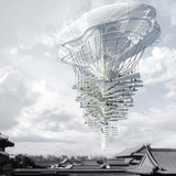 2013 Third place winner: Light Park by Ting Xu and Yiming Chen (China).
