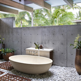 Maui Residence in Kihei, HI by Bossley Architects