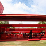 The 2010 Serpentine Pavilion by Jean Nouvel. Photo Source: Wikimedia Commons