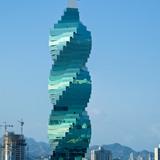 7th Place: F&F Tower, Panama City, 242.9 m, 52 floors (Copyright: catoledo)
