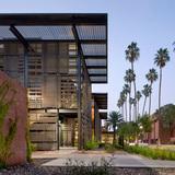ASU Health Service in Tempe, Arizona, by Lake Flato Architects. Image courtesy of the MCHAP.