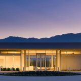 """""""Best of L.A. Architects"""" Award: Sunnylands Center & Gardens at The Annenberg Retreat (Rancho Mirage, CA), Design Architecture Firm: Frederick Fisher and Partners Architects Landscape Architect: The Office of James Burnett"""