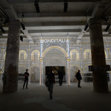 Monditalia installation at the