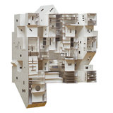 project for Sam Jacob and Jimenez Lai's Repitition Studio, at the School of Architecture at the University of Illinois Chicago via Matthew Messner