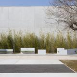 High School in Bagnols-sur-Cèze, France by NBJ Architectes; Photo: photoarchitecture