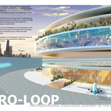Honorable Mention: Aero-Loop by Thor Yi Chun, University of Science of Malaysia