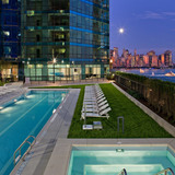Hudson Greene in Jersey City, NJ by Cetra Ruddy Incorporated