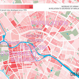 Holcim Gold Award: Urban renewal and swimming-pool precinct: Space and people density.