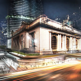 Postcard night view (Image: WXY Architecture + Urban Design)