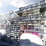 Field Conditions 2030 | Tall Urban Density by Razvan Ghilic Micu