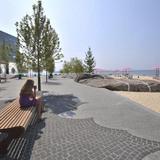 People's Choice - Architecture - Landscape: Sugar Beach by Claude Cormier + Associés
