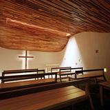 Interiors Award: Biola University Prayer Chapel, Design/Executive Architect: David Herjeczki, Nathan Kim Design/Executive Architecture Firm: Gensler