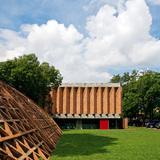 Teleton Child Rehabilitation Centre in Asuncion, Paraguay, by Solano Benítez Gabinete de Arquitectura. Image courtesy of the MCHAP.