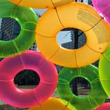 Summer Igloo in Beijing, China by Virginia Melnyk
