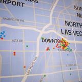 Las Vegas Downtown Project by Studio Tilt