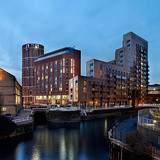 Yorkshire Winner 2011: Granary Wharf Scheme; Architect: Carey Jones Chapmantolcher, CZWG and Allies & Morrison; Client: ISIS Waterside Regeneration (Photo: Hufton & Crow)