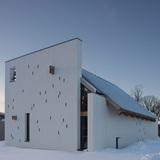 St. Ignatius Chapel in Bluemont, VA by Dynerman Architects pc