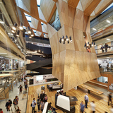 Melbourne School of Design, The University of Melbourne, Australia by John Wardle Architects and NADAAA.